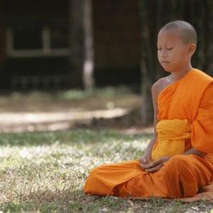 child meditating Reflexology Healing Medfield MA