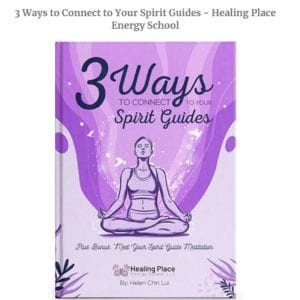 purple book 3 ways to connect to your spirit guides Reflexology Healing Medfield MA